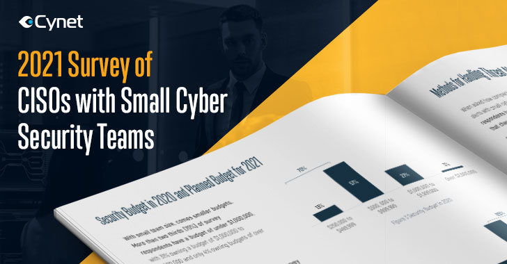 New CISOs Survey Reveals How Small Cybersecurity Teams Can Confront