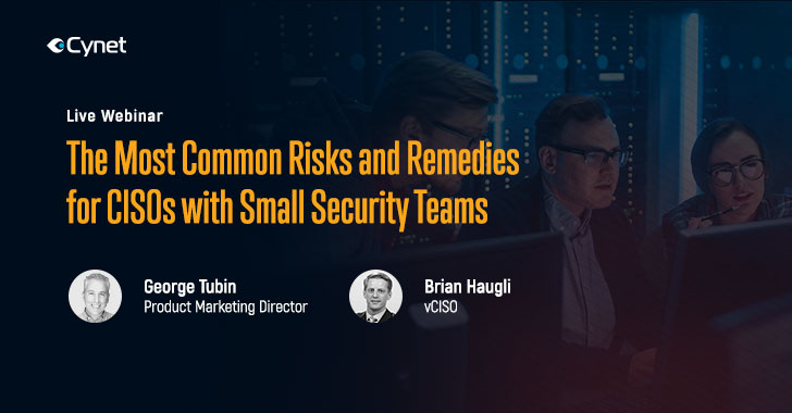 vCISO Shares Most Common Risks Faced by Companies With Small