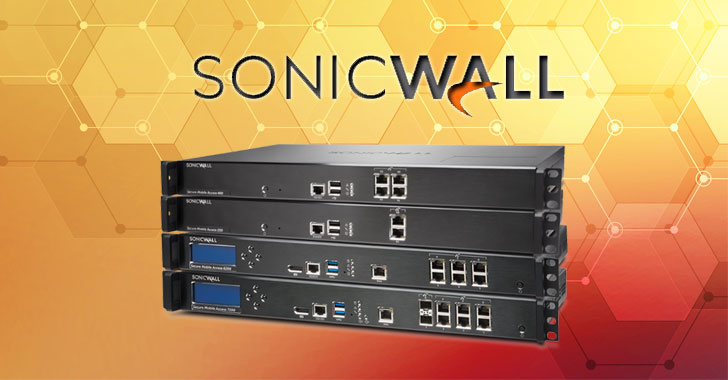 Hackers Exploiting Critical Zero Day Bug in SonicWall SMA 100 Devices