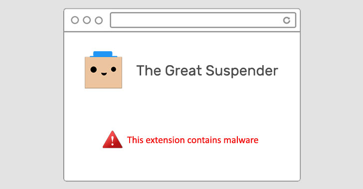 WARNING — Hugely Popular The Great Suspender Chrome Extension Contains